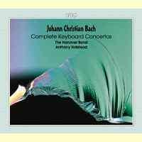 Johann Christian Bach - Complete Keyboard Concertos