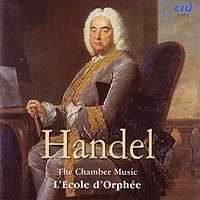 Handel - The Chamber Music