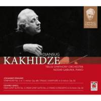 Brahms: Symphony No.1 in C minor & Grieg: Piano Concerto & Peer Gynt Suites