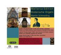 Mallorca Edition Historic Organs