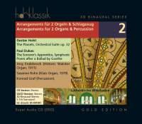 Arrangements for 2 Organs & Percussion Vol. 2