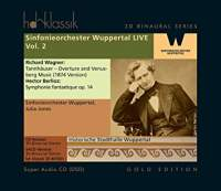 Sinfonieorchester Wuppertal LIVE Vol. 2: Works by Richard Wagner and Hector Berlioz