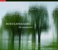 Langgaard - Symphonies Nos. 1-16