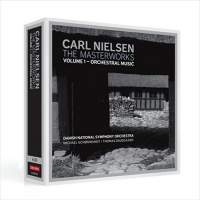 Nielsen: The Masterworks Volume 1 (Orchestral Music)