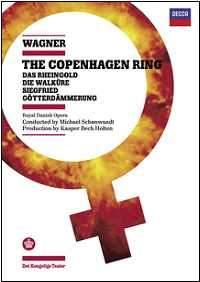 Wagner - The Copenhagen Ring