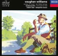 Vaughan Williams: Songs of Travel, Ten Blake Songs