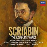 Scriabin: Complete Works
