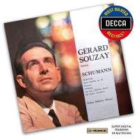Schumann: Dichterliebe and other songs