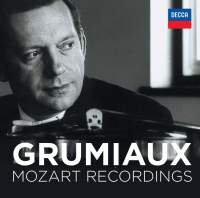 Grumiaux: Mozart Recordings