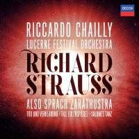 Strauss: Also Sprach Zarathustra, Tod und Verklärung, Till Eulenspiegel & Salome's Dance