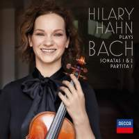 Hilary Hahn Plays Bach - Vinyl Edition