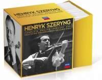 Henryk Szeryng: Complete Philips, Mercury and Deutsche Grammophon Recordings
