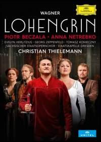 Wagner: Lohengrin (DVD)