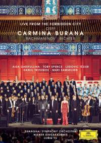 Live from the Forbidden City: Carmina Burana (DVD)
