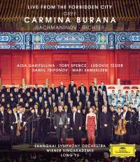 Live from the Forbidden City: Carmina Burana (Blu-ray)