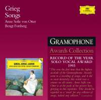 Grieg - Songs
