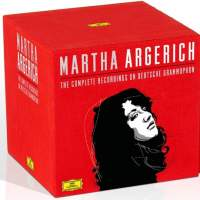 Martha Argerich: Complete Recordings on Deutsche Grammophon