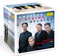 The Emerson String Quartet: Complete Recordings on Deutsche Grammophon
