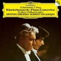 Schumann & Grieg: Piano Concertos - Vinyl Edition