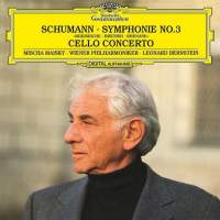 "Schumann: Symphony No. 3 ""Rhenish"" & Cello Concerto - Vinyl Edition"
