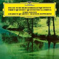 "Schubert: Piano Quintet D667 ""The Trout"" & String Quartet D70'Quartettsatz' - Vinyl Edition"