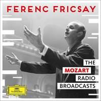 Ferenc Fricsay: The Mozart Radio Broadcasts
