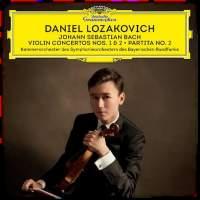 Daniel Lozakovich plays Johann Sebastian Bach