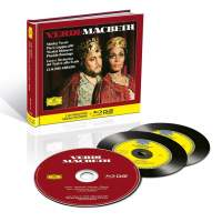 Verdi: Macbeth (CD & Blu-ray Audio)