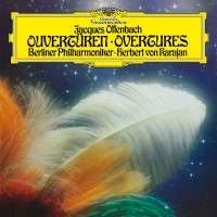 Offenbach: Overtures - Vinyl Edition