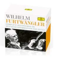 Wilhelm Furtwängler - Complete DG & Decca Recordings