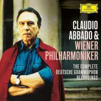 Claudio Abbado & Wiener Philharmoniker: The Complete DG Recordings