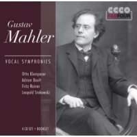 Mahler: Vocal Symphonies (2,3, 4 & 8)