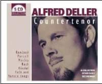 Alfred Deller: Countertenor
