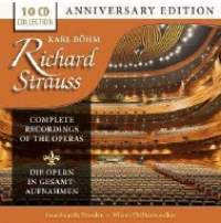 Richard Strauss: Four Complete Opera Recordings