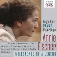 Annie Fischer - Milestones of a Piano Legend