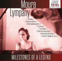 Moura Lympany - Milestones Of A Legend