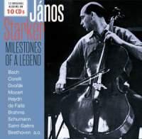 János Starker - Milestones Of A Legend