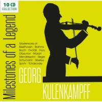 Georg Kulenkampff - Milestones Of A Legend