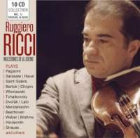 Ruggiero Ricci - Milestones of a Legend