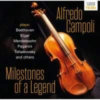 Alfredo Campoli - Milestones Of A Legend