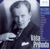 Vasa Prihoda - Milestones of a Legend