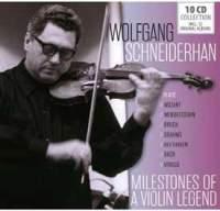 Wolfgang Schneiderhan - Milestones of a Legend