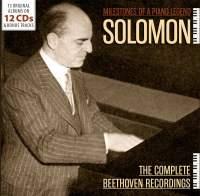 Solomon - Milestones of a Piano Legend