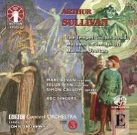 Arthur Sullivan: Macbeth, The Tempest & Marmion Overture