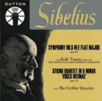 Sibelius: Symphony No. 5 & String Quartet in D minor