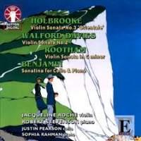 Joseph Holbrooke - Violin Sonata