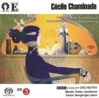 Chaminade: Callirhoë - Ballet Symphonique & Concertstück for piano and orchestra