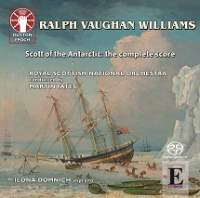 Vaughan Williams: Scott of the Antarctic – complete score