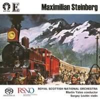 Steinberg: Violin Concerto & Symphony No. 4 'Turkish'