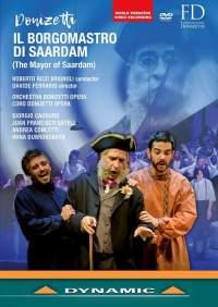Donizetti: Il Borgomastro di Saardam (DVD)